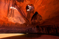 Golden Cathedral: Grand Staircase-Escalante National Monument