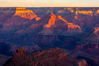 Juno Temple Sunrise: Grand Canyon South Rim